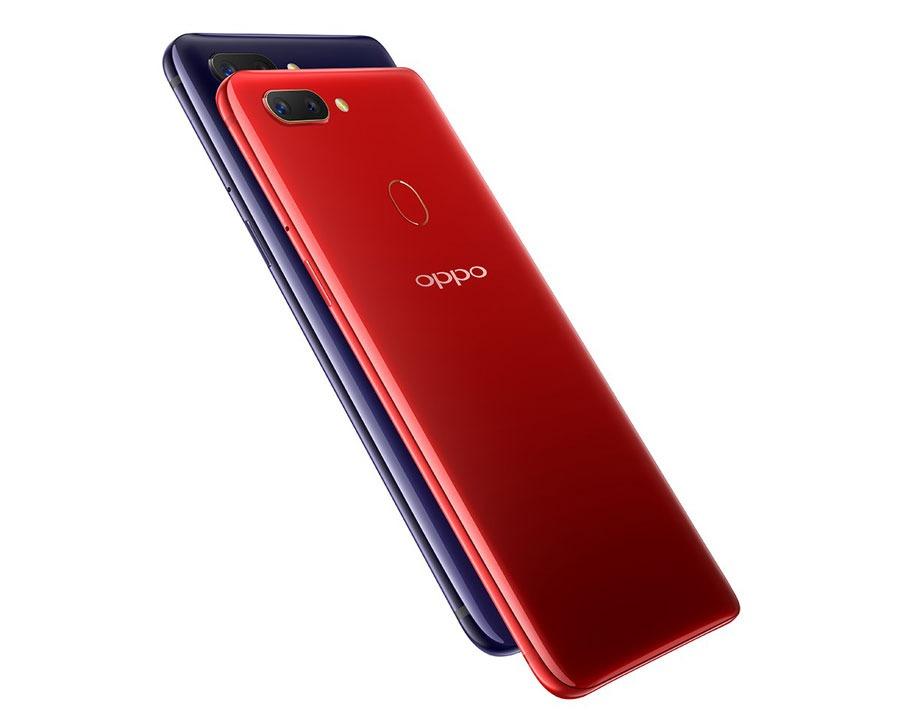 Oppo R15 Pro y A3 ya están a la venta en España(pais) R15 trasera