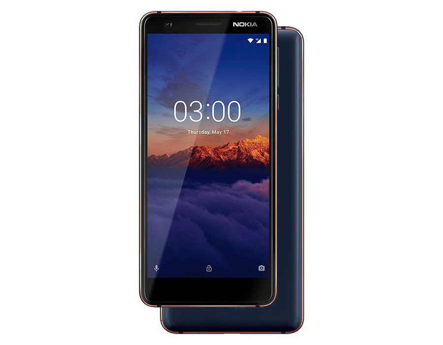 móviles Nokia en España 3.1