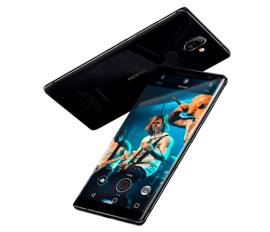 móviles Nokia en España 8 Sirocco