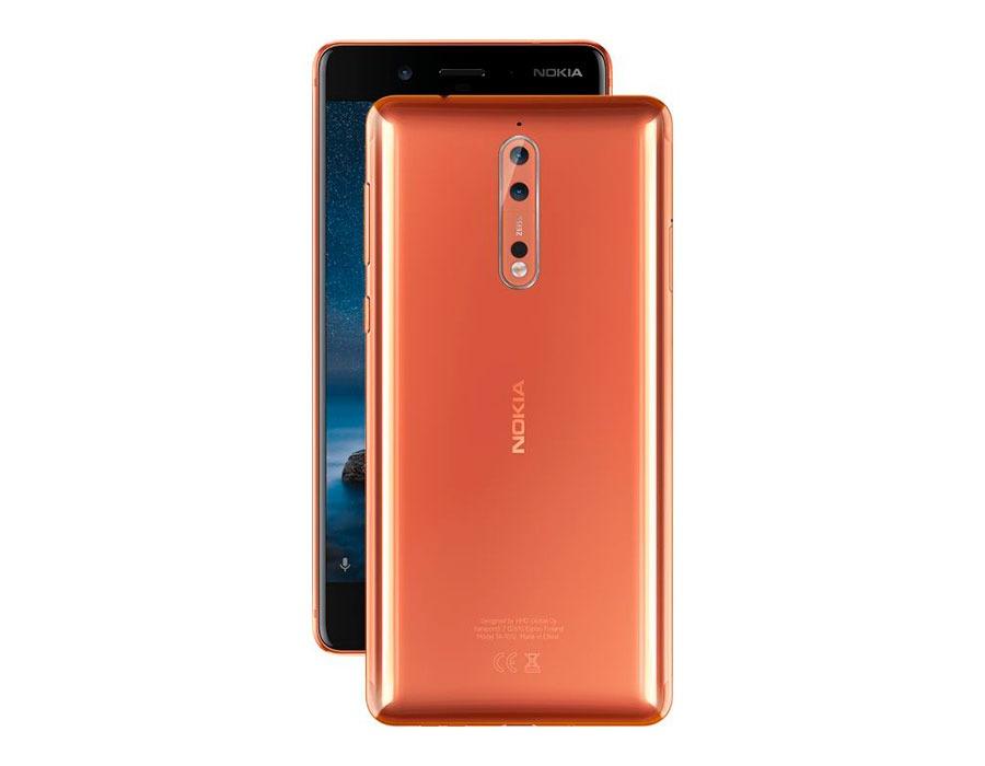móviles Nokia en España Nokia 8