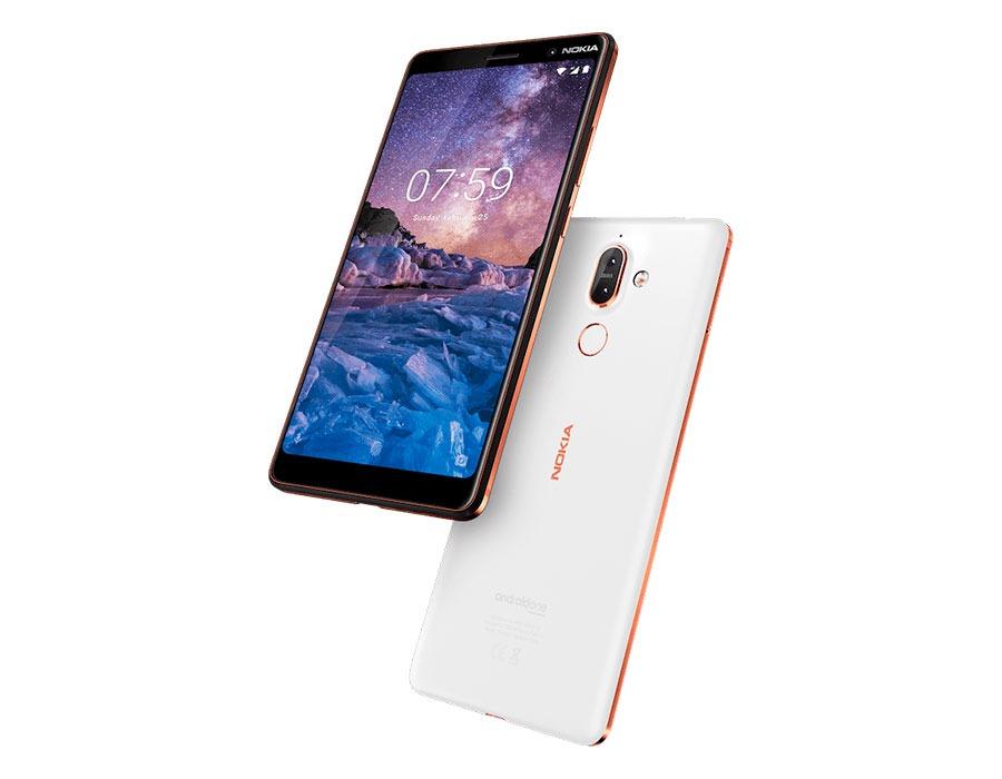 móviles Nokia en España Nokia 7 Plus