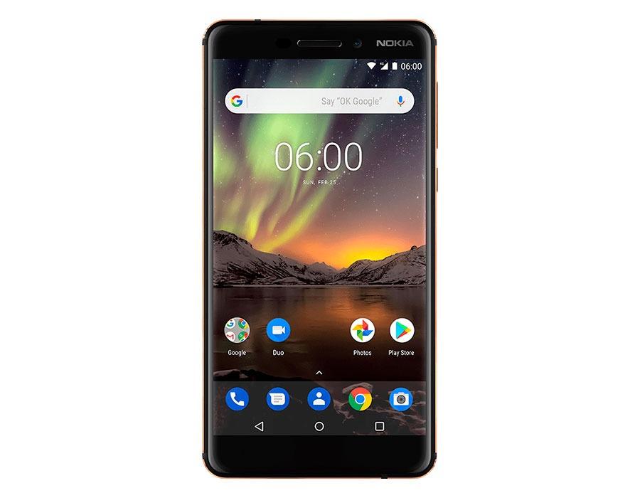 móviles Nokia en España Nokia 6