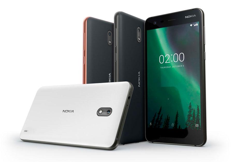 móviles Nokia en España Nokia 2