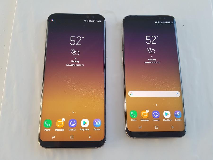 Samsung Galaxy™ S8 y S8+