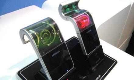 Samsung estaría trabajando en una batería curvada para su teléfono plegable