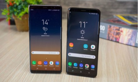 Samsung patenta una capa para la pantalla del móvil que se repara sola