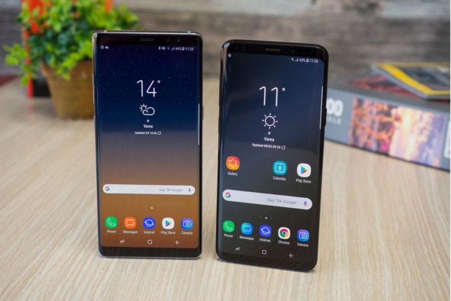 Samsung podría fusionar las gamas Galaxy™ S y Note el año que viene