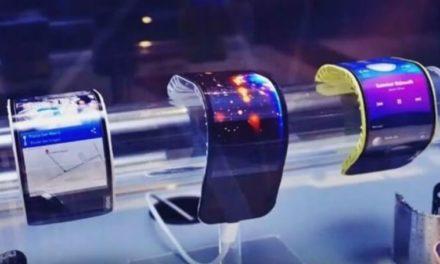 El nuevo teléfono plegable de Samsung tendrá pantalla de siete pulgadas