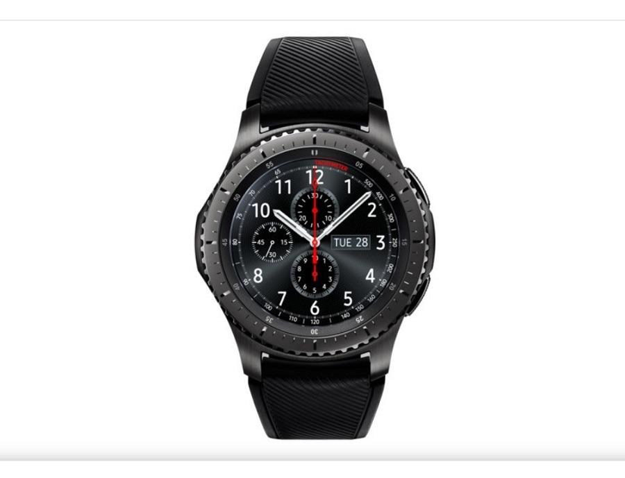 Surgen averiguaciónes sobre el reciente reloj inteligente smartwatch de Samsung