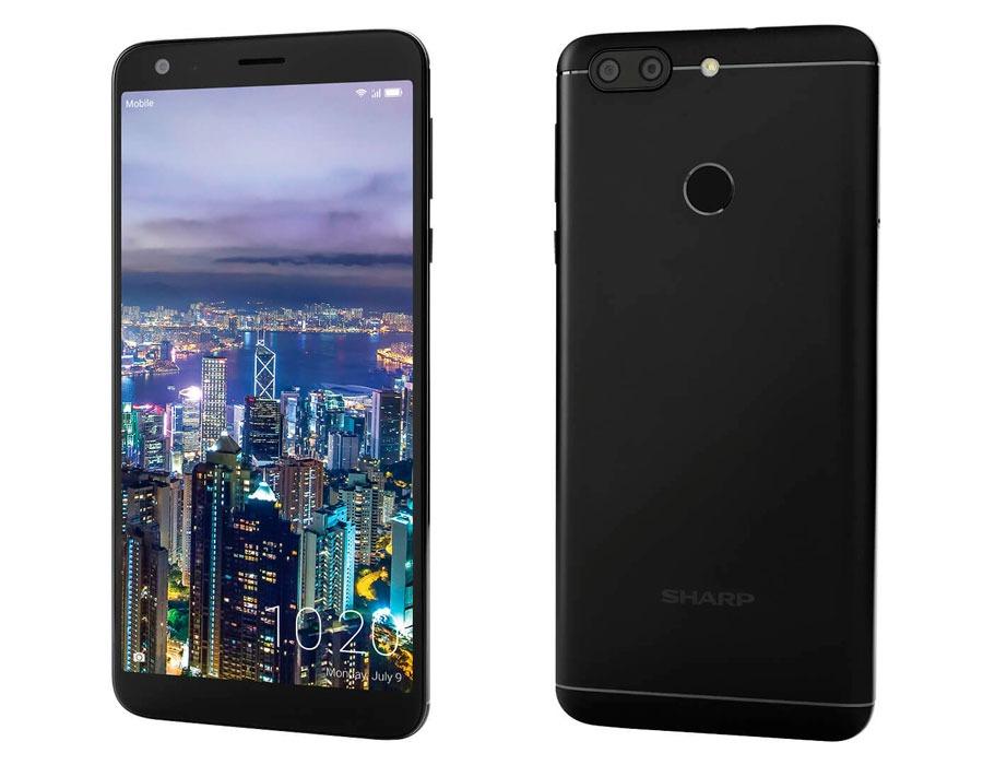 Sharp B10 y Aquos C10, dos móviles de gama media que llegan a Europa ...