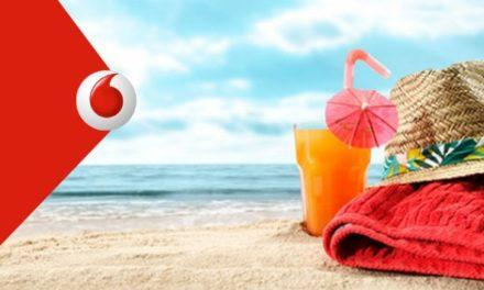 Vodafone regala 25 GB para navegar este verano