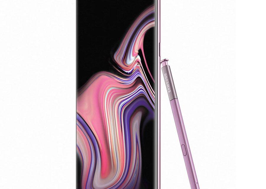 Principales diferencias y parecidos entre el Samsung Galaxy Note 9, Galaxy S9 y S9 Plus