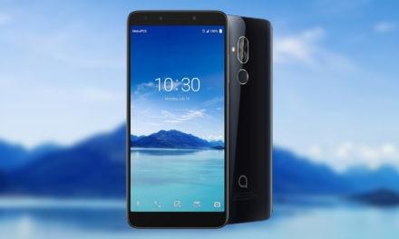 Alcatel 7, nuevo gama media con 4000 mAh de batería por 150 euros