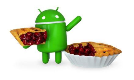 Android 9 Pie, móviles compatibles con la nueva versión de Android