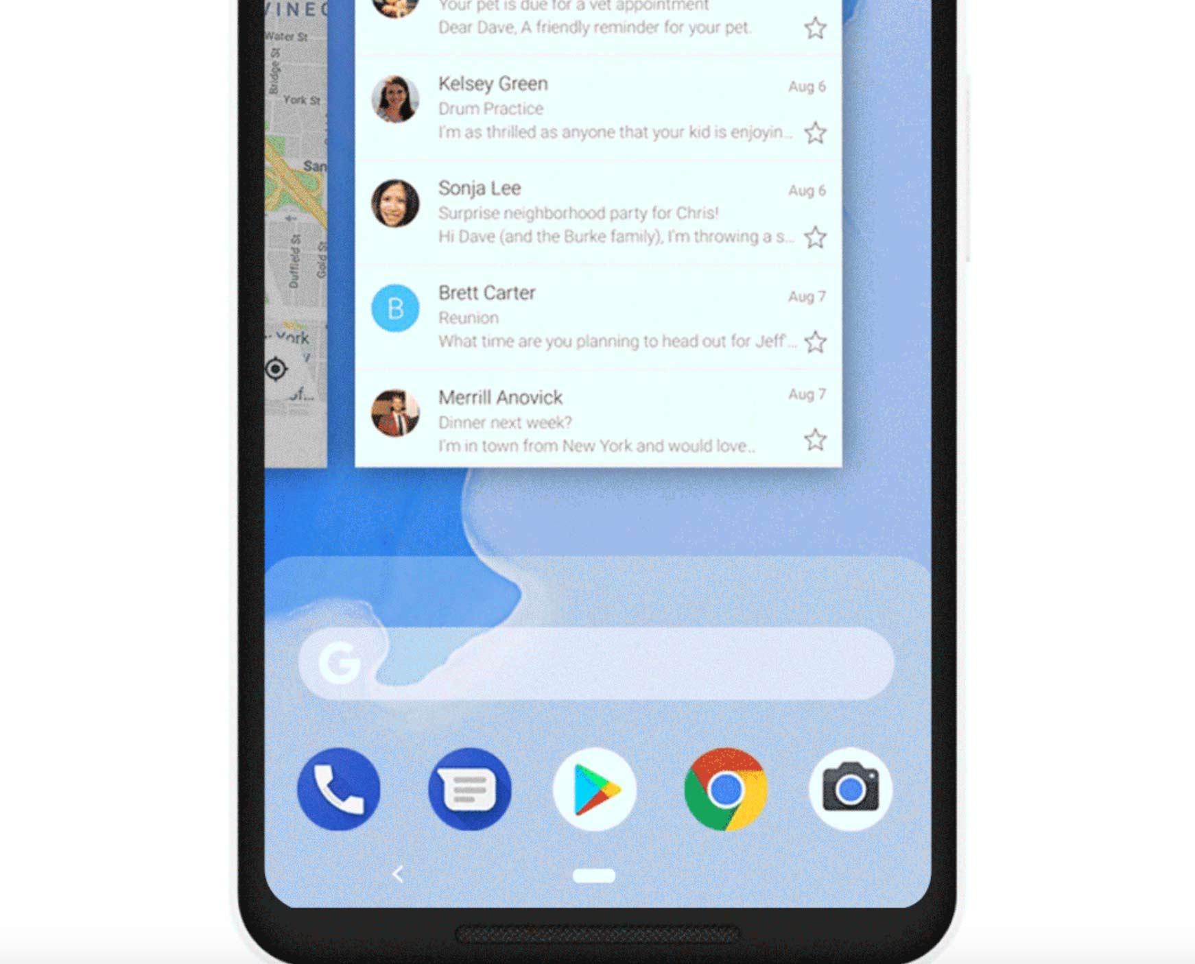 Android_P_barra_navegacion
