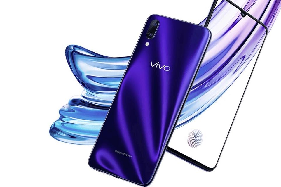 Vivo X23, nuevo móvil con lector de huellas bajo la pantalla