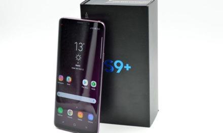 La actualización de Android 9 para el Samsung Galaxy S9 en pruebas