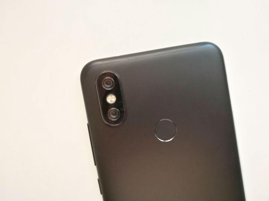 comparativa Xiaomi Mi A2 vs Huawei P20 Lite cámara A2
