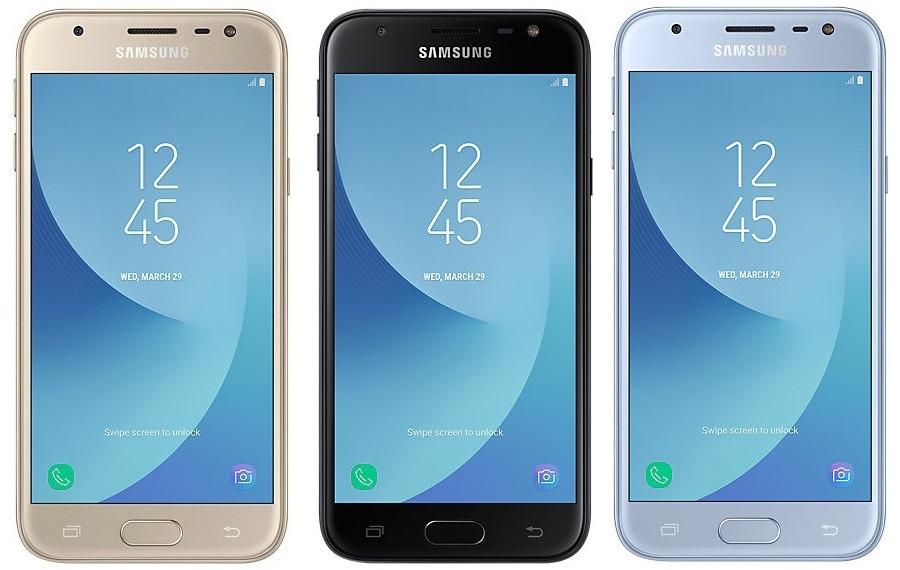 El Samsung Galaxy J3 2017 se actualiza a Android 8 Oreo