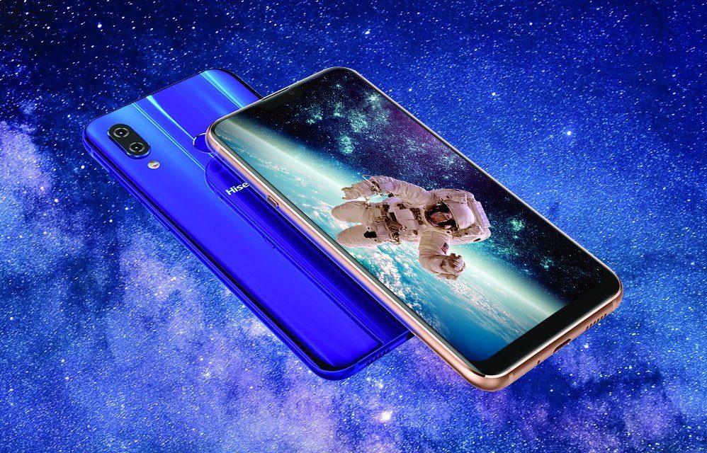 Hisense A6, Infinity H12 y H12 Pro, así son los nuevos móviles de la marca china
