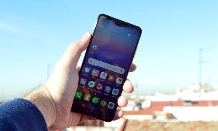 El Huawei P20 recibirá la actualización a Android 9 en breve