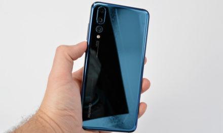 El Huawei P20 Pro se actualiza con GPU Turbo y más novedades