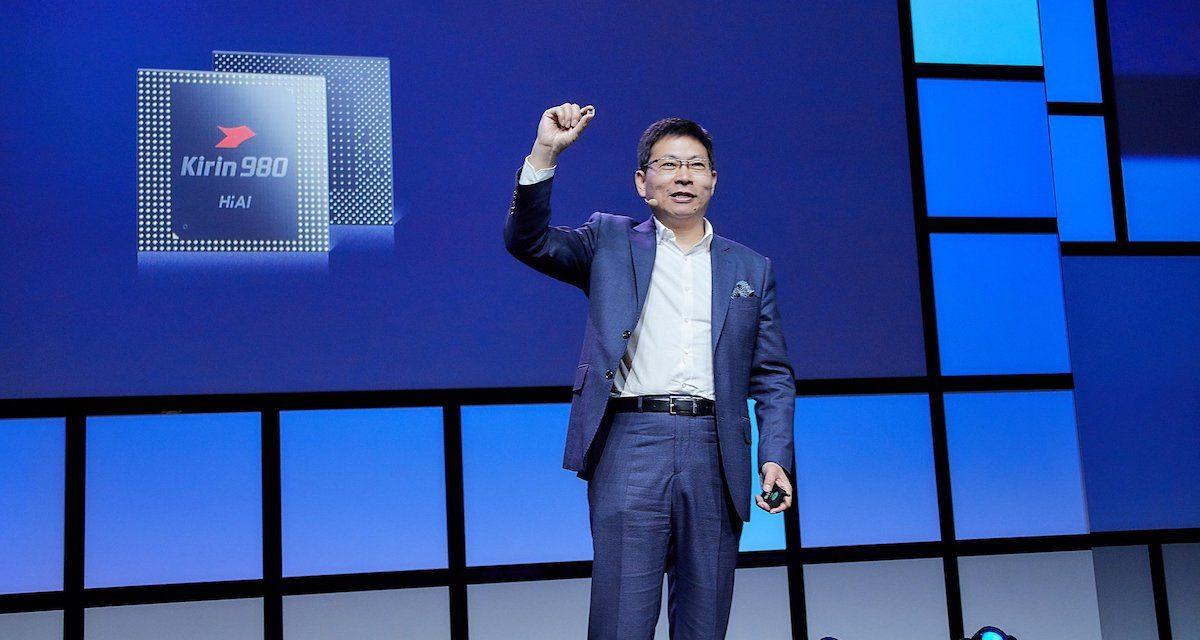 El Huawei Mate 20 Pro sería el smartphone más potente de 2018