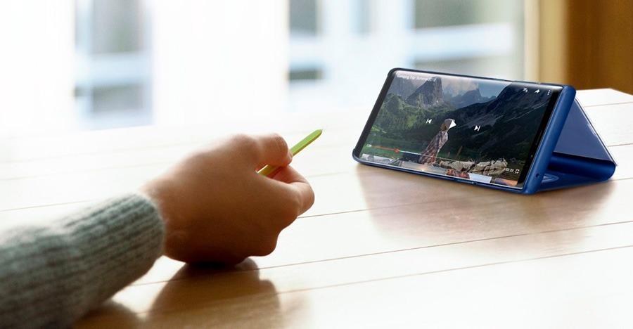 5 funciones que deberías probar con el S Pen del Samsung Galaxy Note 9