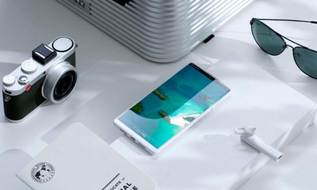 Smartisan Nut R1, móvil con 1 TB de almacenamiento y 8 GB de RAM
