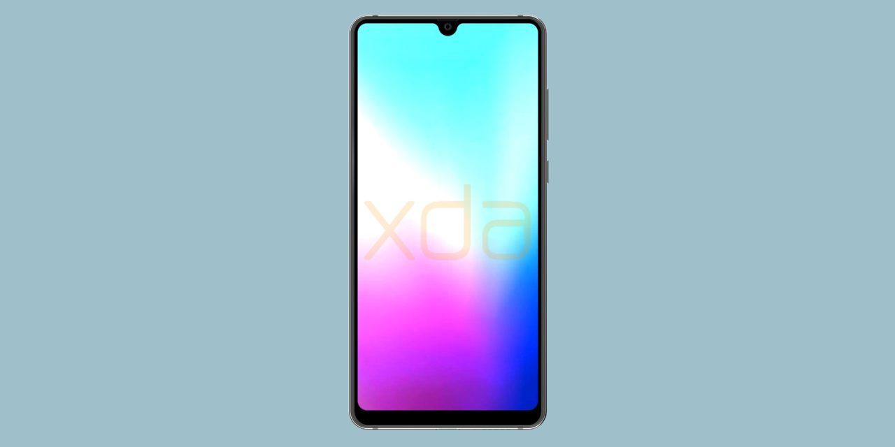 Así podría ser el diseño del Huawei Mate 20