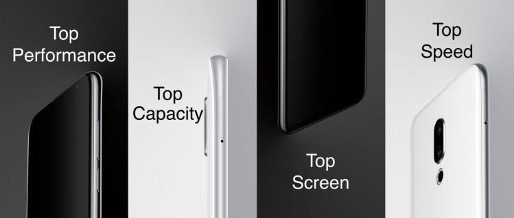 Meizu 16, móvil potente con lector de huellas en pantalla