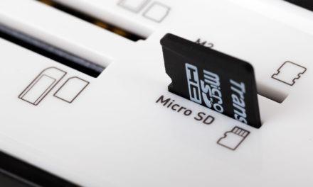 Cómo reparar una tarjeta microSD dañada en Android