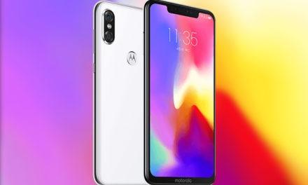 Se presenta el Motorola P30, el iPhone X barato de la compañía