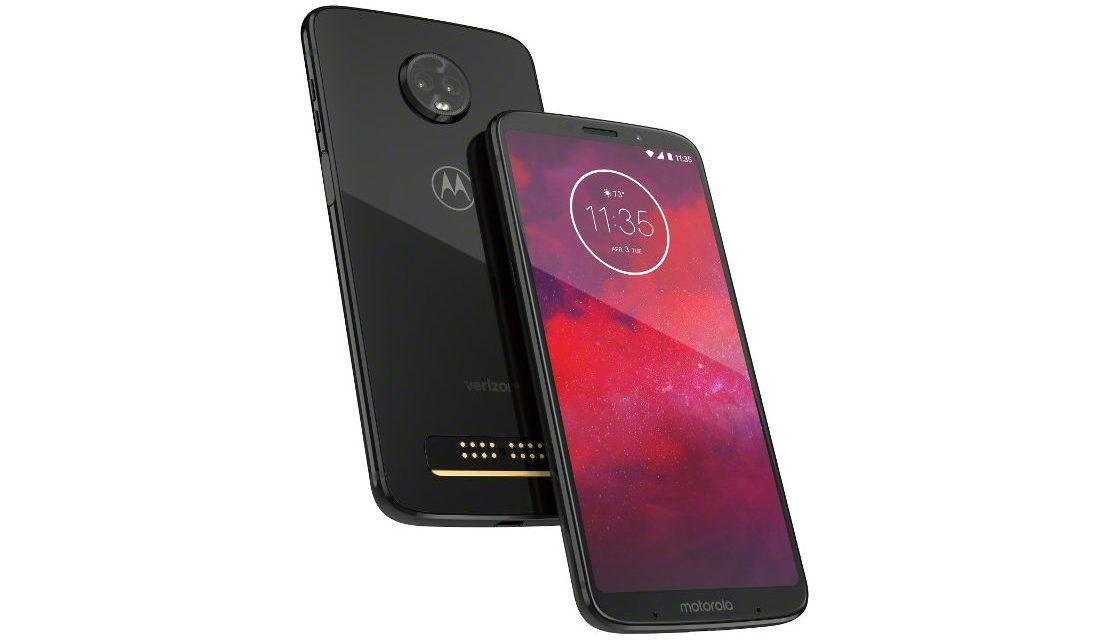 Motorola Moto Z3, móvil modular con conectividad 5G