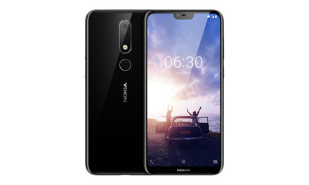 Nokia 6.1 Plus, móvil con pantalla panorámica y Android One