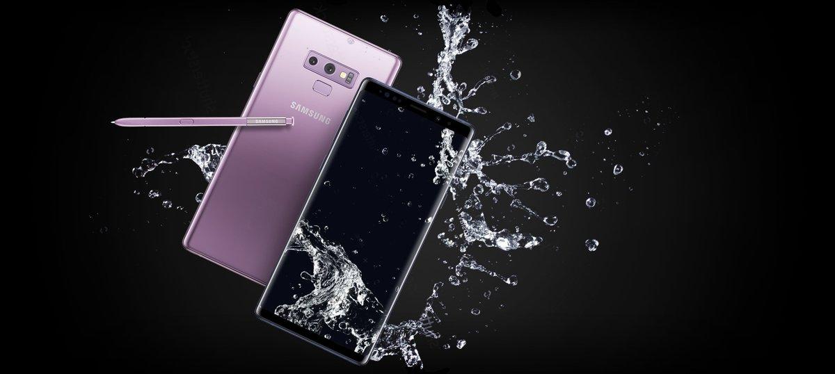 Samsung Galaxy Note 9, características precio y opiniones