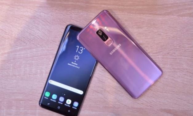 Samsung lanza el parche de seguridad de septiembre para los Samsung Galaxy S9 y Note 9