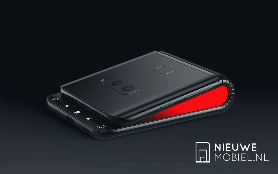 El teléfono flexible de Samsung finalmente tendrá dos pantallas