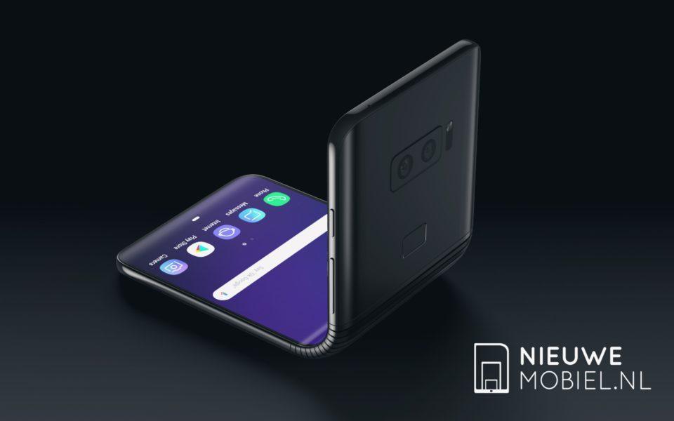 El móvil flexible de Samsung podrá convertirse en una tablet de bolsillo