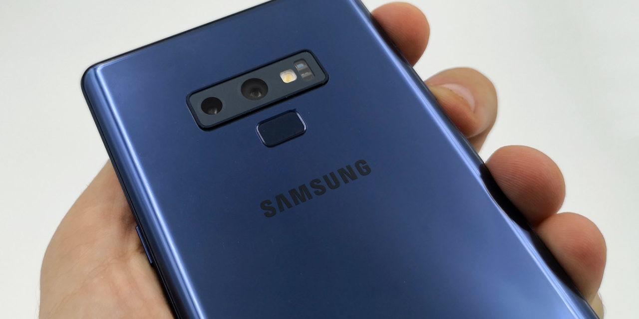 Samsung lanzará una nueva versión del Samsung Galaxy Note 9 en un nuevo color