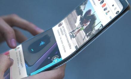 Así podría ser el Samsung Galaxy F plegable de Samsung