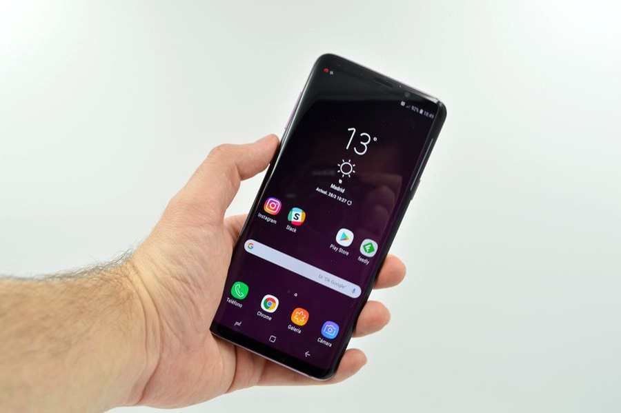 mejor samsung s9 plus o iphone xs max