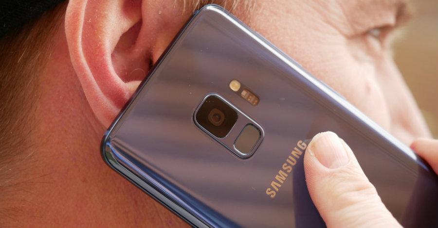 Galaxy-S9- call
