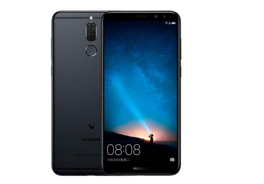 Huawei Mate diez Lite