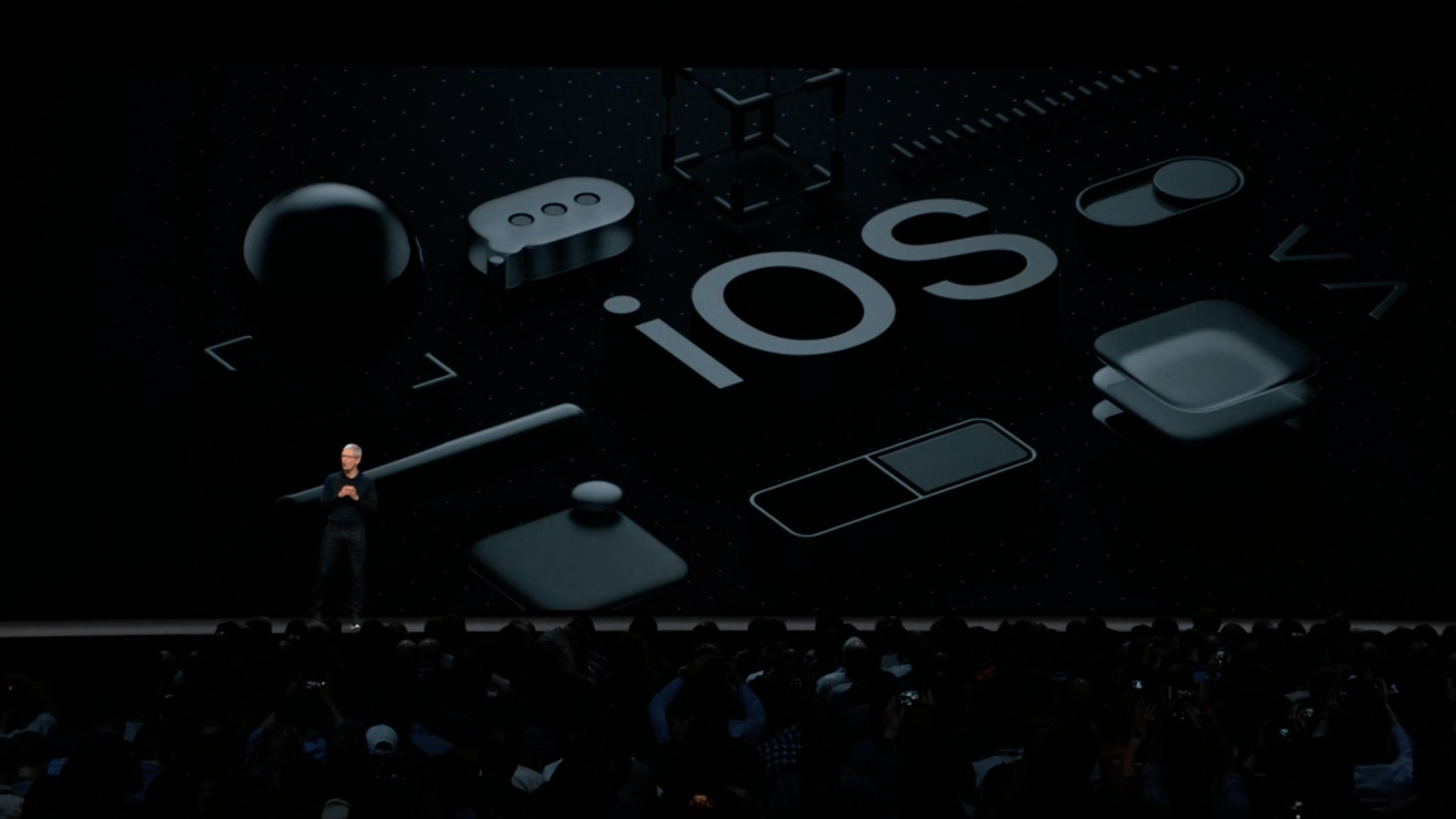 iOS doce
