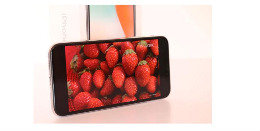 iPhone X boceto
