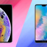 Comparativa iPhone XS vs Huawei P20 Pro