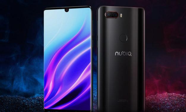 Unas imágenes desvelan que el próximo móvil de Nubia tendrá dos pantallas