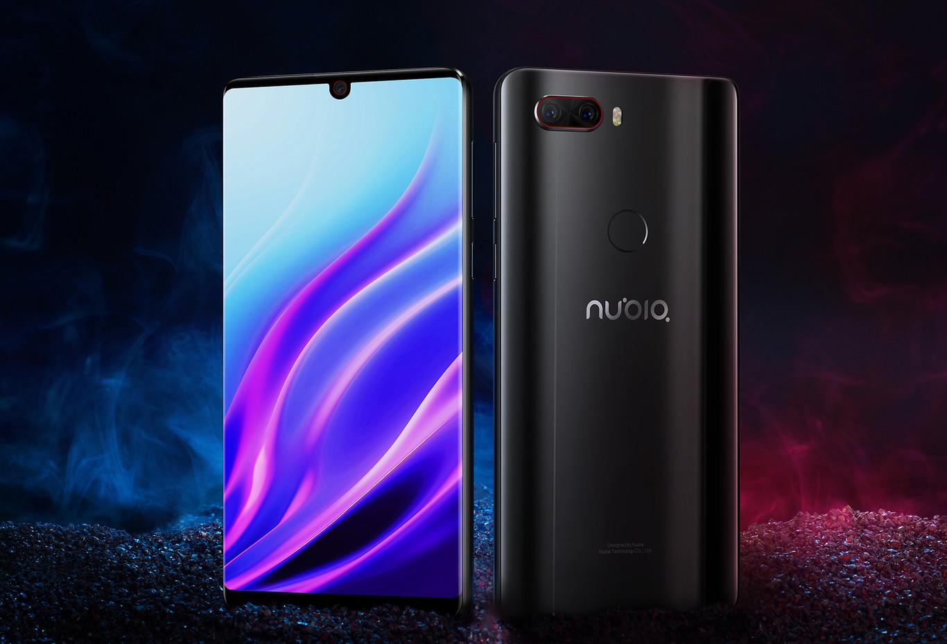 imágenes desvelan que el próximo móvil de Nubia tendrá dos pantallas