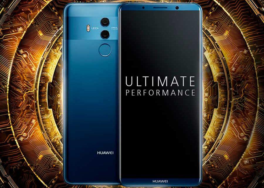 El vídeo que muestra la cámara cuadrada del Huawei Mate 20 Pro